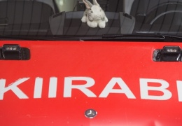 На шоссе Таллинн-Нарва произошла авария, пострадали два человека