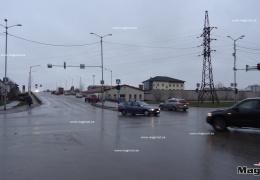 В Нарве на перекрестке Кренгольмской улицы и улицы Кереса в воскресенье отключат светофор