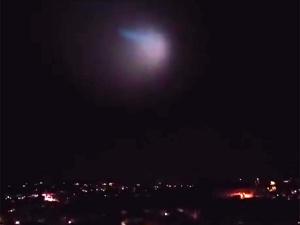 """""""НЛО над Лос-Анджелесом"""" оказался баллистической ракетой"""