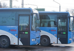 По всей Эстонии пройдут пикеты водителей автобусов