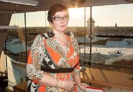 Катри Райк покидает совет Нарвского музея