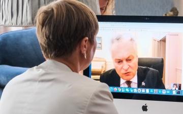 Кальюлайд: Эстония прилагает усилия, чтобы белорусскую тему обсудили в Совете безопасности ООН