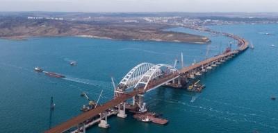 Дорожники готовятся к открытию Крымского моста на дальних и ближних подступах
