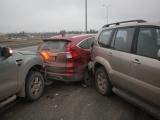 После появления первого льда по Южной Эстонии прокатилась волна автомобильных аварий