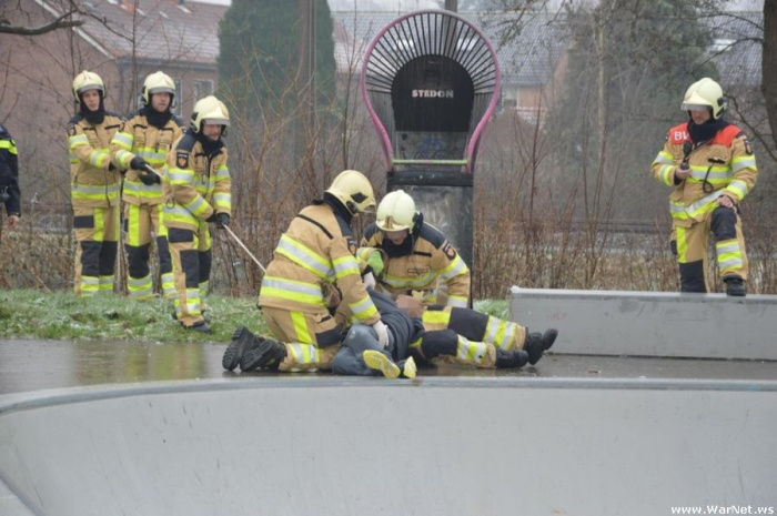 Голландские спасатели провели уникальную операцию