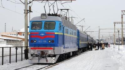 Украина отказывается от железнодорожного сообщения с Россией