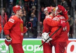 Сборная России обыграла команду США и вышла в полуфинал чемпионата мира
