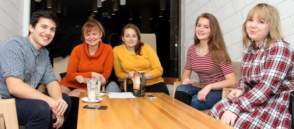 Нарвитяне учились в Германии критически относиться к СМИ