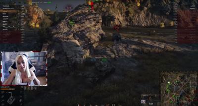 Геймерша отыграла 18 000 боев в «танках»: борщ я тоже готовлю отлично