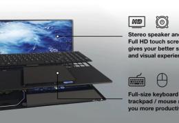 Китайцы придумали устройство, превращающее смартфон в ноутбук