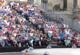 Число внутренних туристов в Нарве выросло на 25%