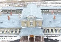 Eesti Raudtee расторгает договор аренды здания железнодорожного вокзала в Тарту