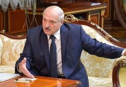 СМИ: ЕС согласовал включение Лукашенко в санкционный список