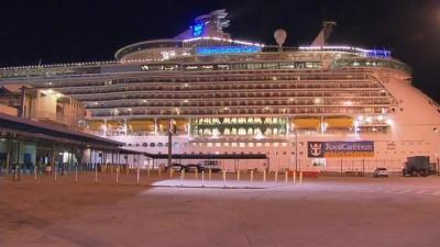 Вспышка норовируса поразила более 300 пассажиров круизного лайнера на Карибах