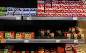 Комиссия по сельской жизни рекомендует временно не покупать масло, чтобы кризис миновал