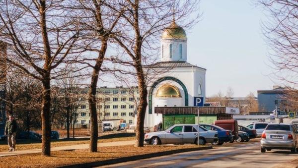 Новый православный храм в Нарве на улице Мыйза откроет двери для посетителей