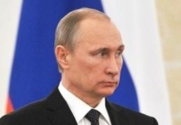 Путин поздравил Ильвеса с Днем независимости Эстонии