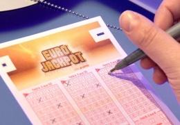 Обладатель купленного в Эстонии билета выиграл в Eurojackpot почти 500 000 евро