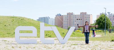 Гости Фестиваля движения в Нарве, а также мероприятия «Балтийские струны» в Нарва-Йыэсуу примут участие в съемках видеоролика ETV+