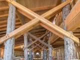 В библейском парке построили копию Ноева ковчега в натуральную величину
