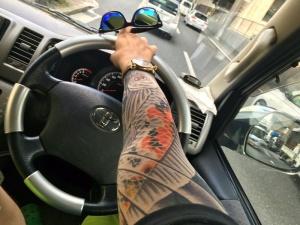 Если хочешь тату-рукава, необязательно идти в салон