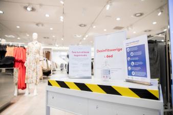 За сутки в Эстонии выявлено семь новых случаев заражения коронавирусом