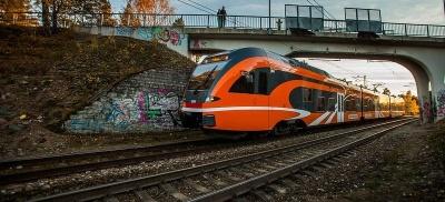 C 25 марта изменится расписание поездов Elron по маршруту Таллинн-Нарва