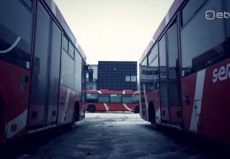 Расписание автобусов уездных маршрутов в Ида-Вирумаа на праздники изменится