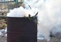 Спасатели временно запретили разводить огонь на природе