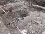 Строительные работы привели к археологическим открытиям