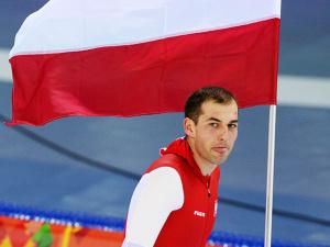 Польский конькобежец Брудка выиграл золото Сочи, россиянин Юсков - четвертый