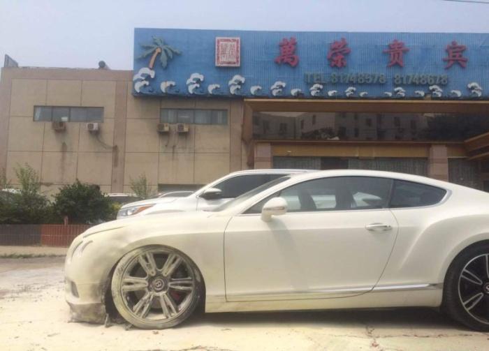 Китаец запомнит свадьбу на долго