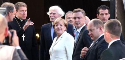 Ангела Меркель избрана канцлером ФРГ на четвертый срок подряд