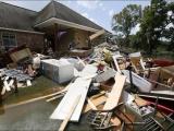 Сильнейшее наводнение в Луизиане