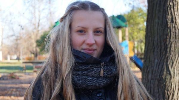 В Нарве пропала 14-летняя Дарья