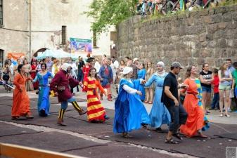 25-26 июня в Нарвском замке пройдет фестиваль средневековья «Высокий Герман»