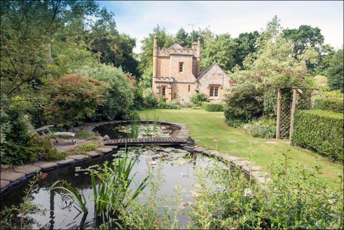 Самый маленький замок Англии