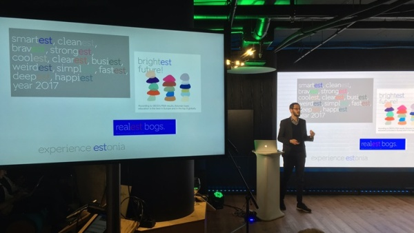 Яна Тоом: шум вокруг нового бренда Эстонии вызван его ценой
