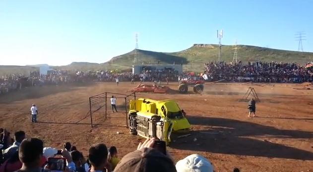 Трагедия в Мексике 5 октября 2013 (Чиуауа)