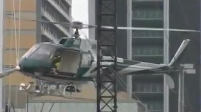 Подборка крушений вертолетов