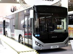 В Турцию отправлен первый электробус российской компании Drive Electro