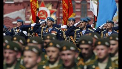 ФОТО: в Москве прошел парад в честь Дня Победы