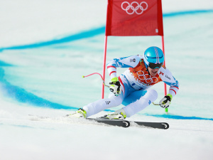 Олимпийским чемпионом в скоростном спуске стал австриец Маттиас Майер