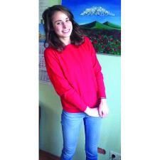 Лeони Краммер, приехавшая в Эстонию помогать и... учить русский