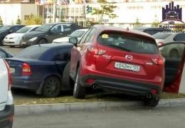 Мастерица парковки