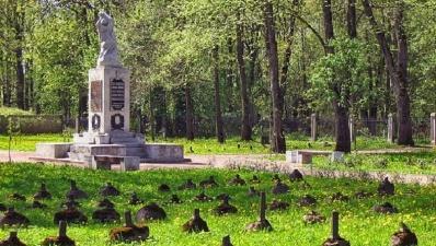 Нарвские депутаты рассмотрят вопрос о выделении 53 000 евро на ремонт гарнизонного кладбища