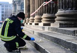 Из сокровищницы музея в Дрездене украли драгоценности на миллиард евро