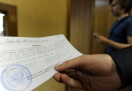 В России несколько тысяч призывников отправят в тюрьму