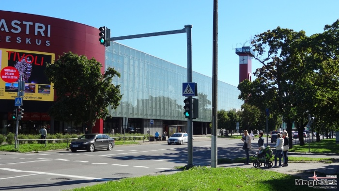 Нарва реконструирует Таллиннское шоссе за миллион евро