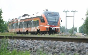С воскресенья утренний поезд из Таллинна в Нарву будет отправляться на 45 минут позже